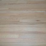 Unfinished Hardwood Flooring Before Refinishing