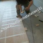 Installing Floors on Concrete